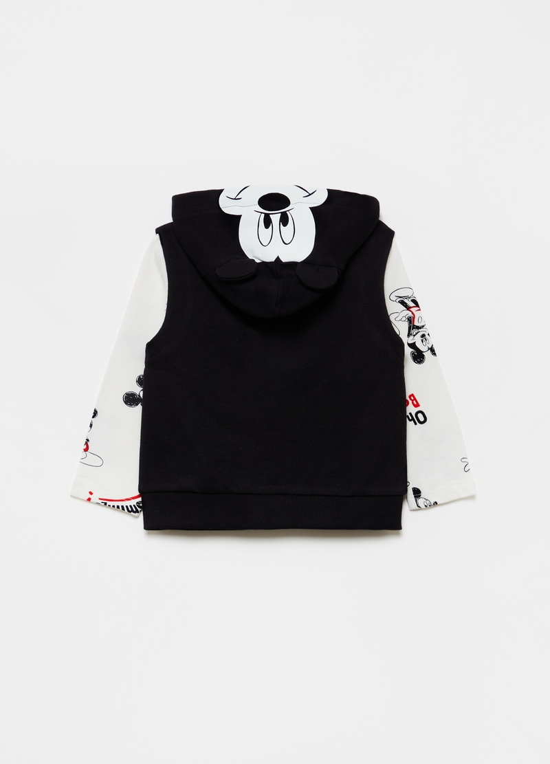 Disney Mickey Mouse T-shirt and gilet set image number null