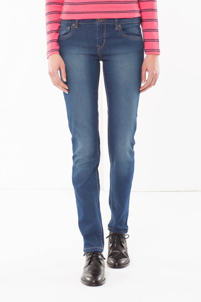 Five-pocket slim fit jeans