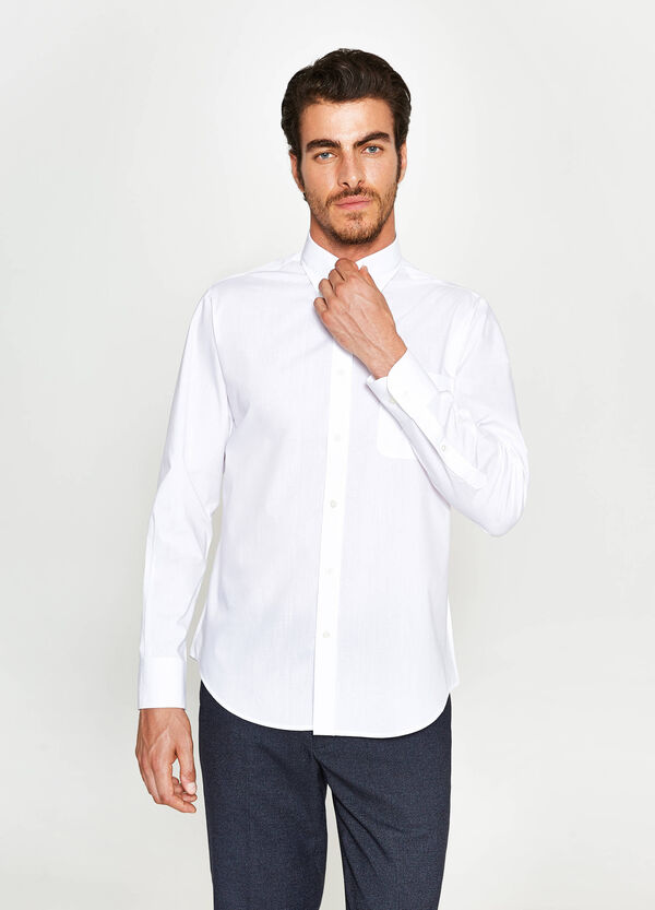Camicia formale regular fit taschino | OVS