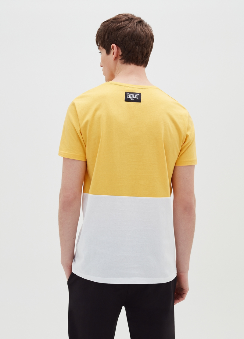 Everlast two-tone T-shirt with round neck image number null