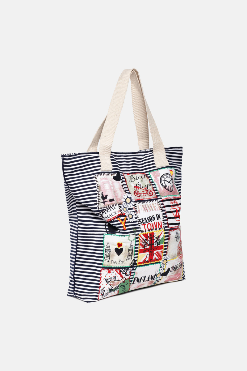 Bag with patch image number null