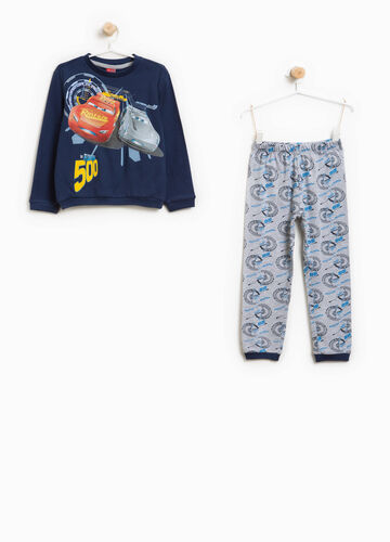 100% cotton pyjamas with Cars print