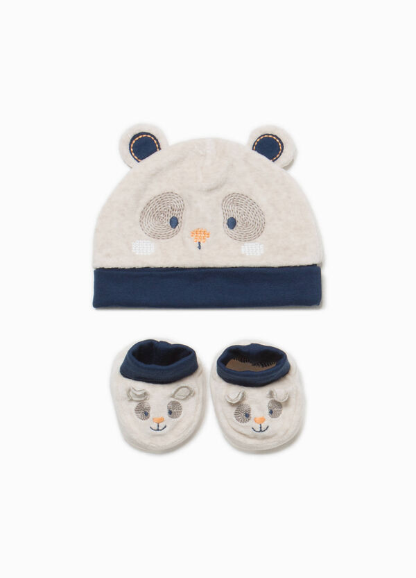 Hat and shoes set | OVS