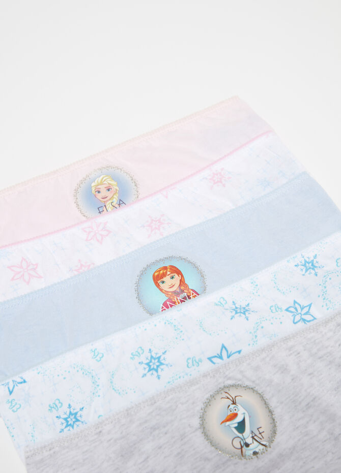 Set of Disney Frozen cotton briefs