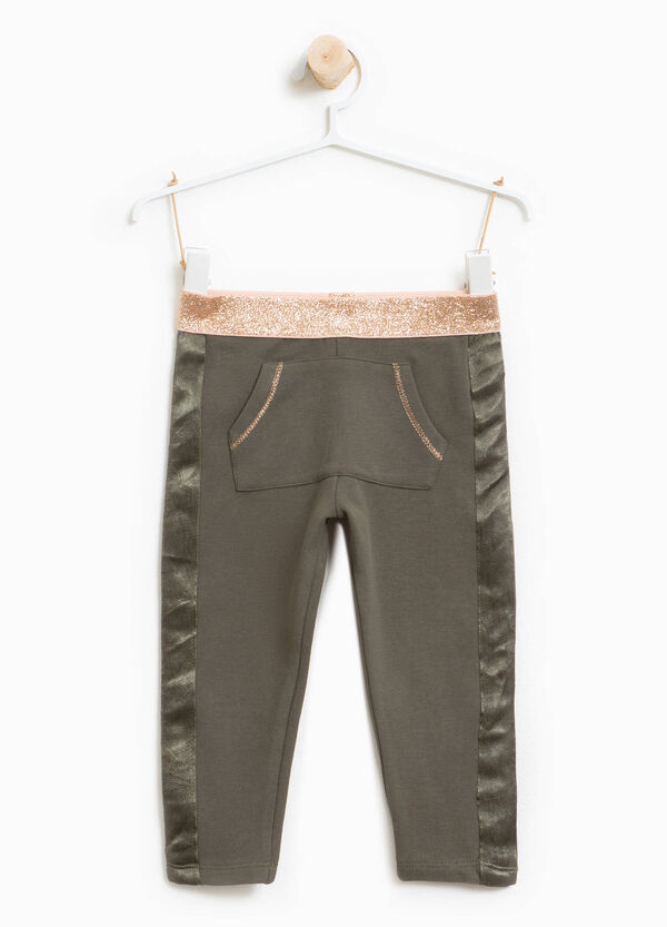 Trousers with pouch pocket | OVS