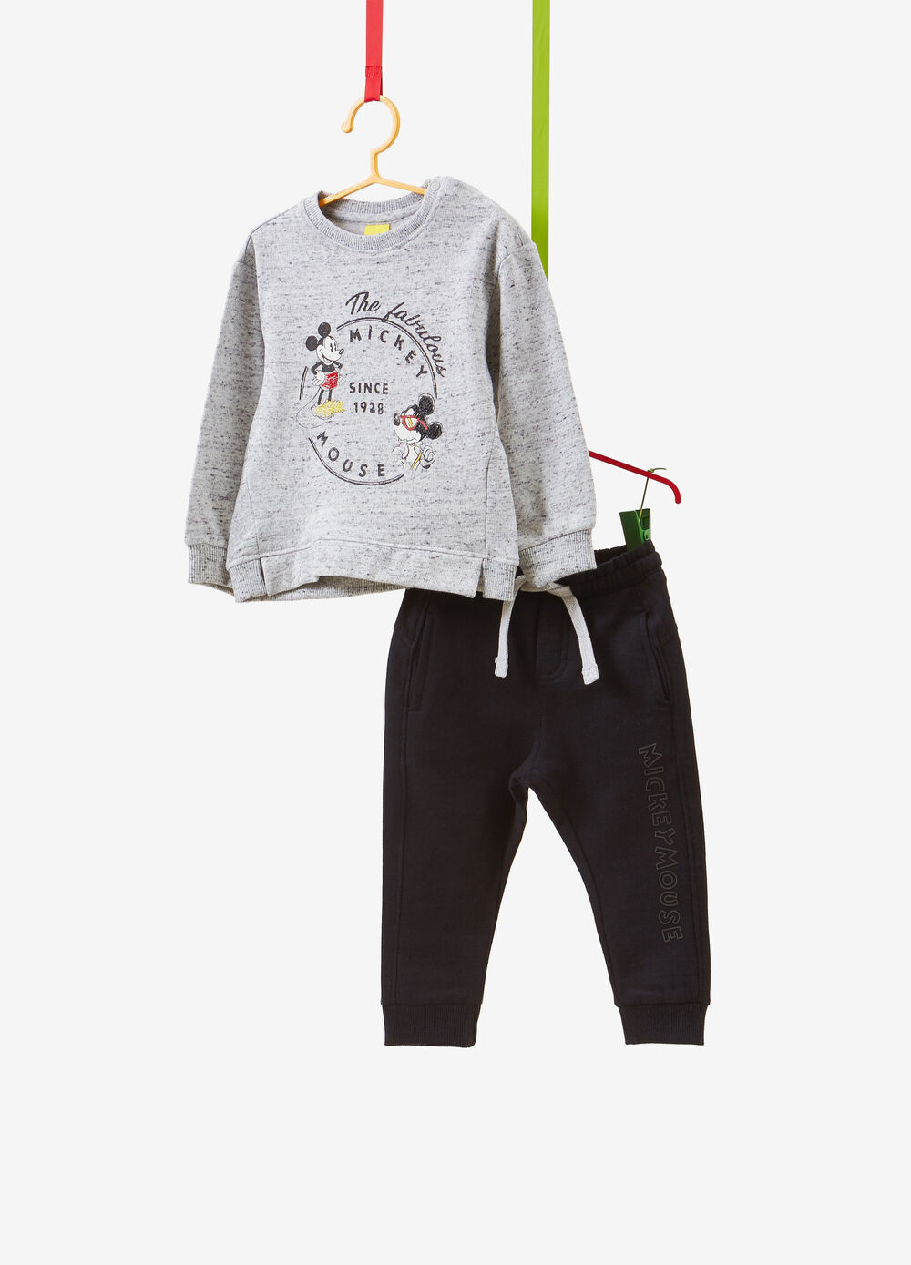 Tracksuit with Mickey Mouse print