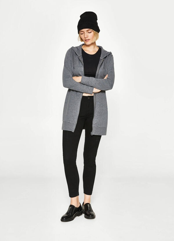 Smart Basic long hoodie | OVS
