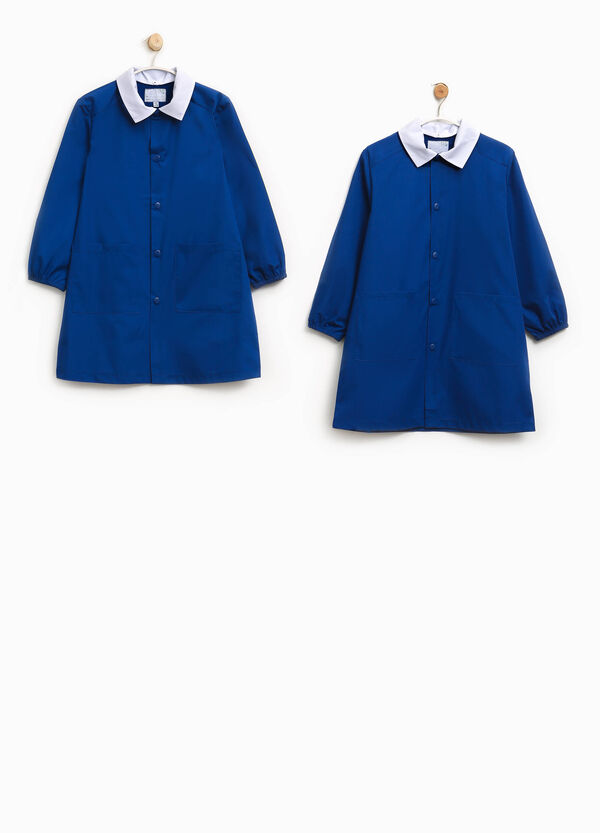 Two-pack solid colour cotton smocks | OVS