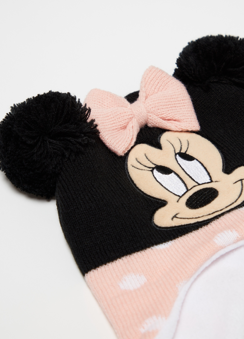 Berretto con pompon Disney Minnie image number null