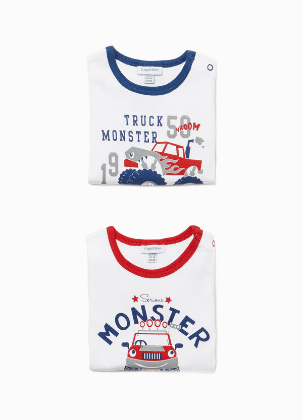 Set due body stampa monster truck