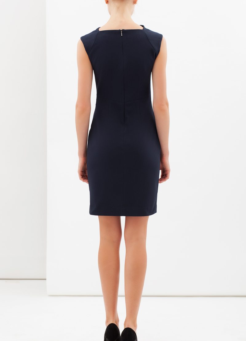 Plain pencil dress image number null