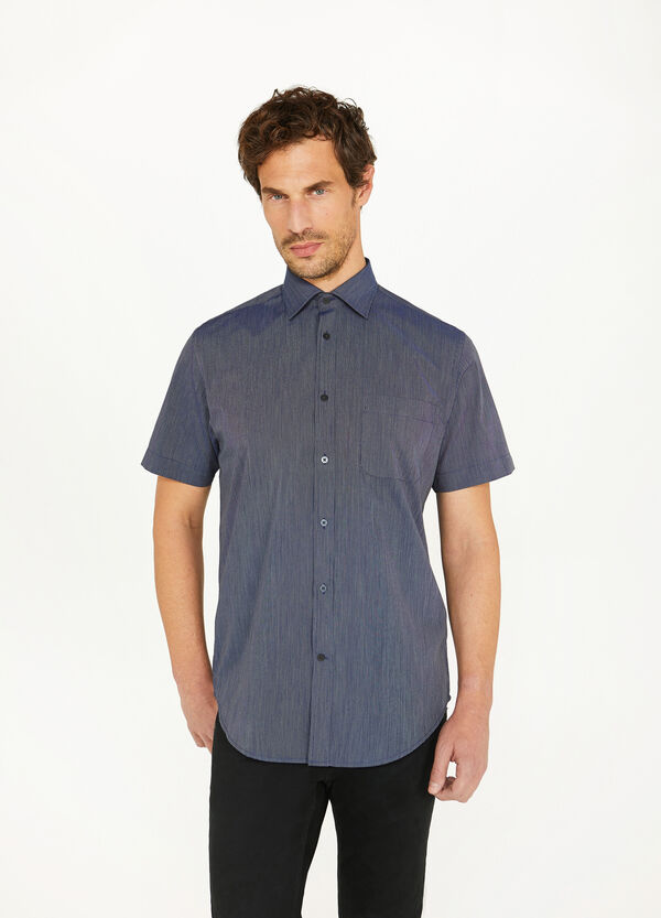 Camicia casual regular fit button down
