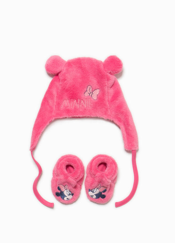Minnie Mouse hat and shoes set | OVS