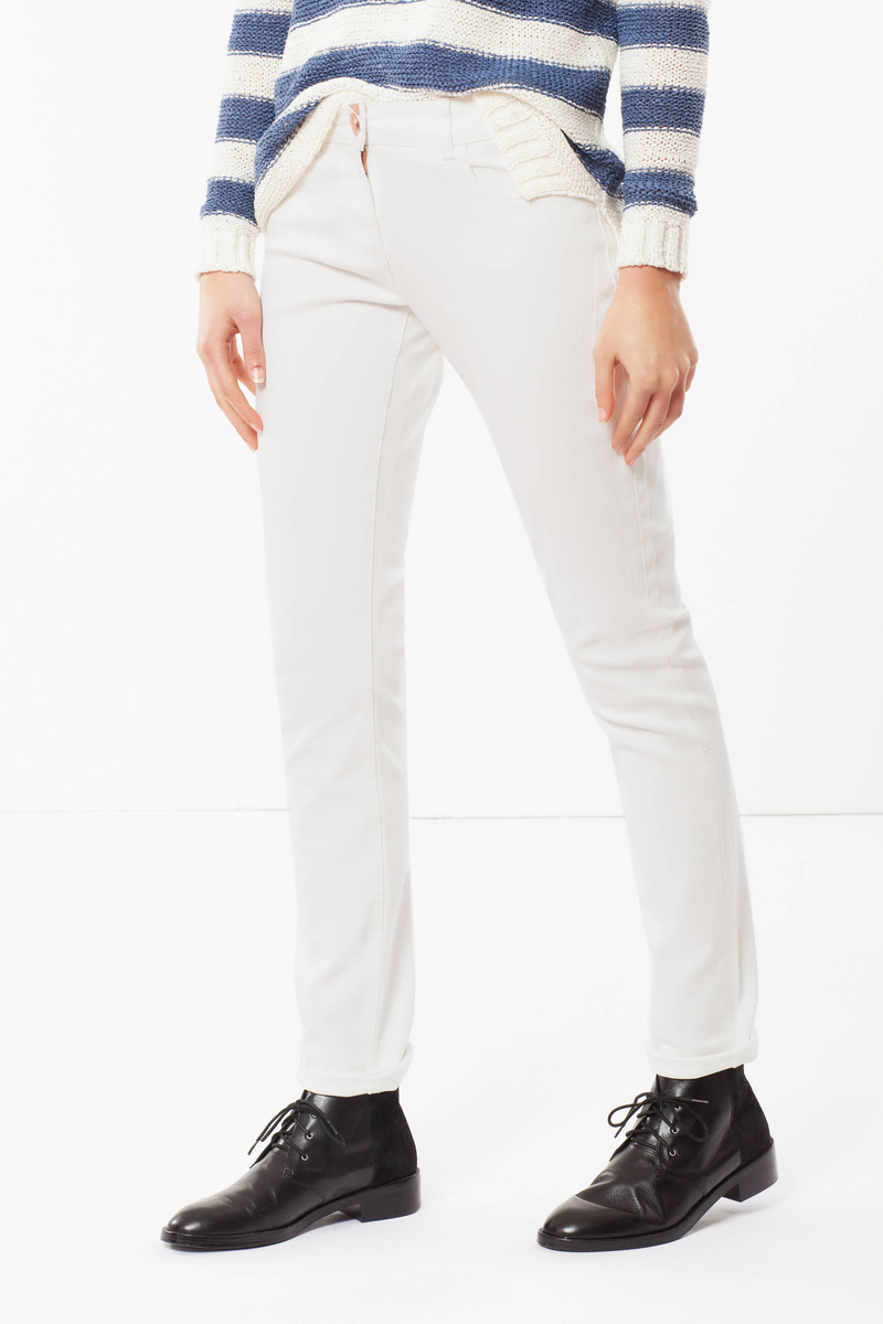 Five-pocket trousers image number null