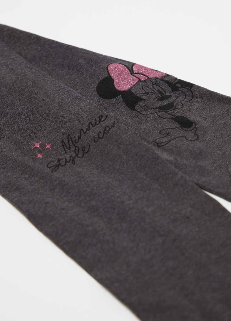 Collant stretch mélange Disney Minnie image number null