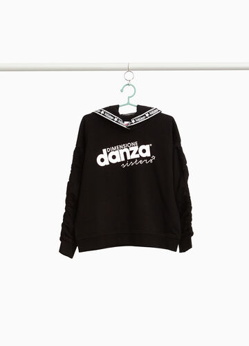 Dimensione Danza 100% cotton sweatshirt