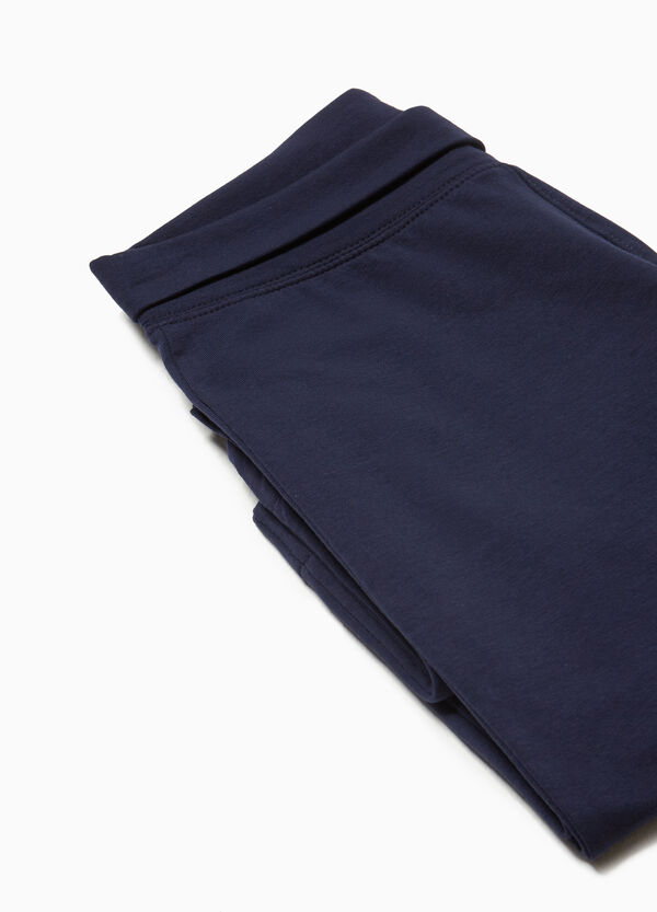 Pantaloni tuta stretch Smart Basic