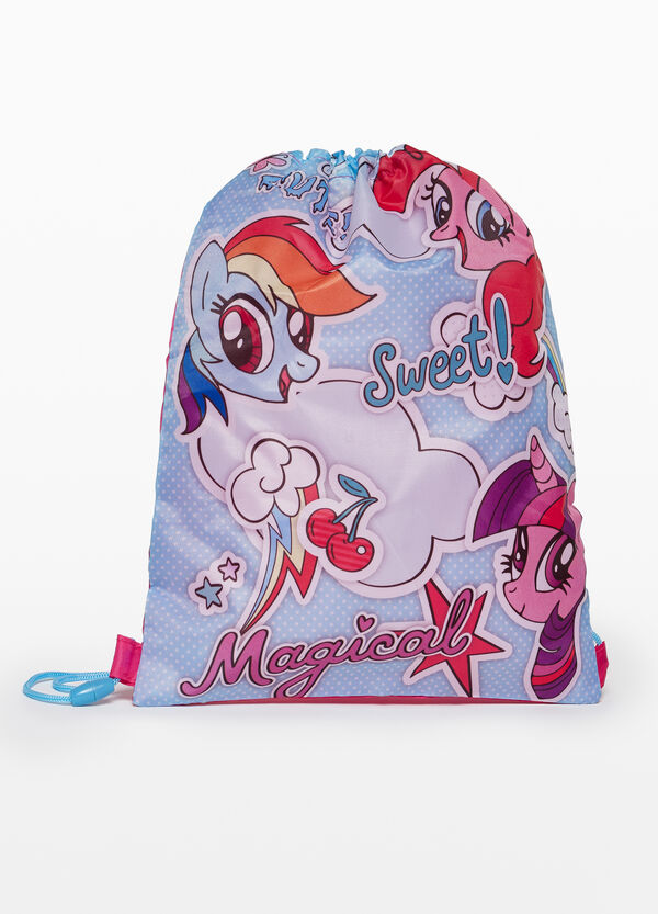 Zainetto a sacca stampa My Little Pony