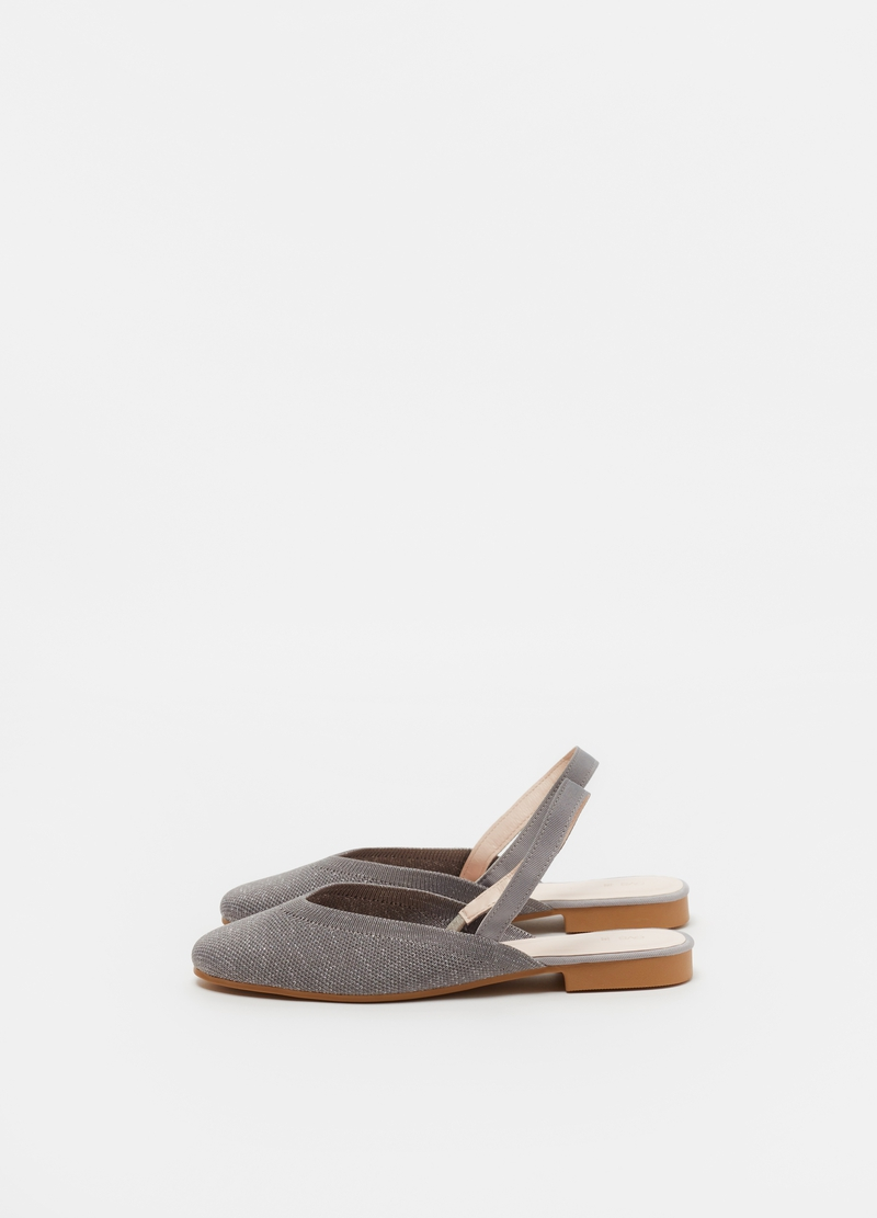 Pointed slingbacks image number null