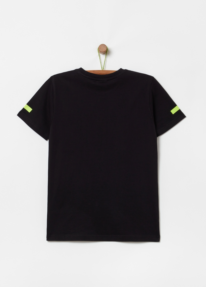 T-shirt with camouflage Fortnite print image number null