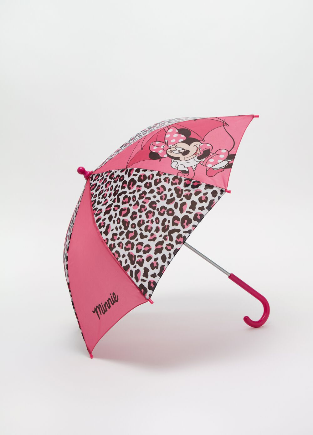 Ombrello pioggia animalier Disney Minnie