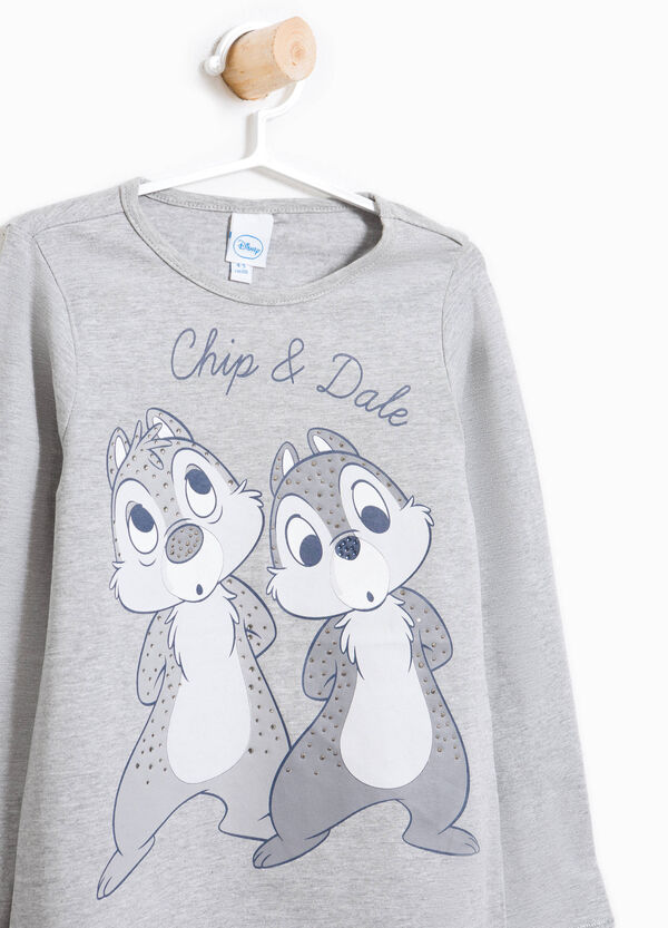 T-shirt in cotone stampa Cip & Ciop | OVS