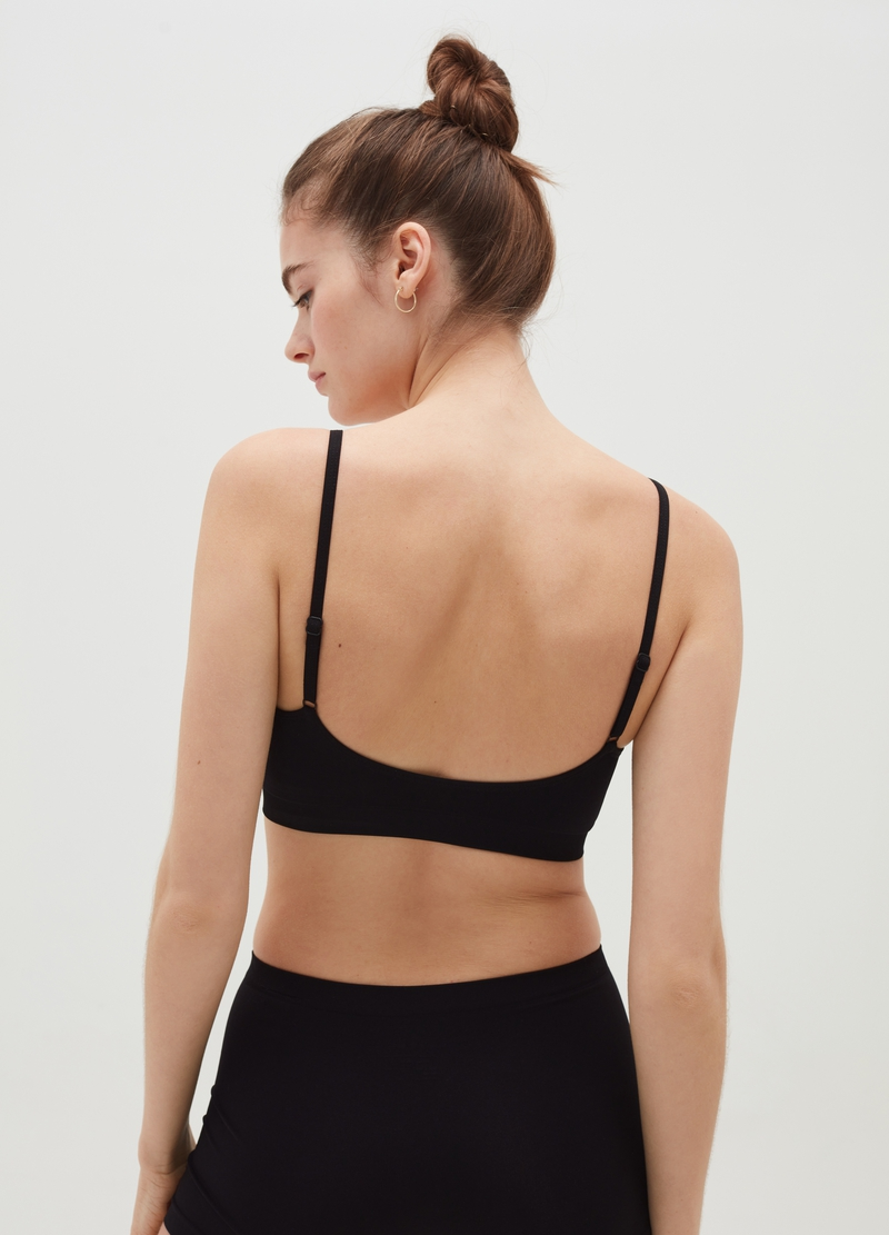 The One - Natural effect relax bralette image number null