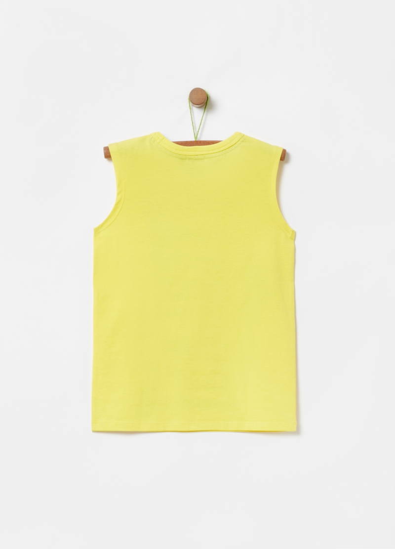 Everlast tank top in 100% cotton image number null