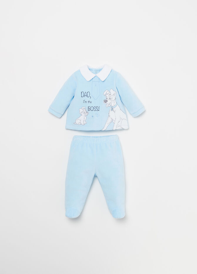 Disney Baby T-shirt and trousers outfit