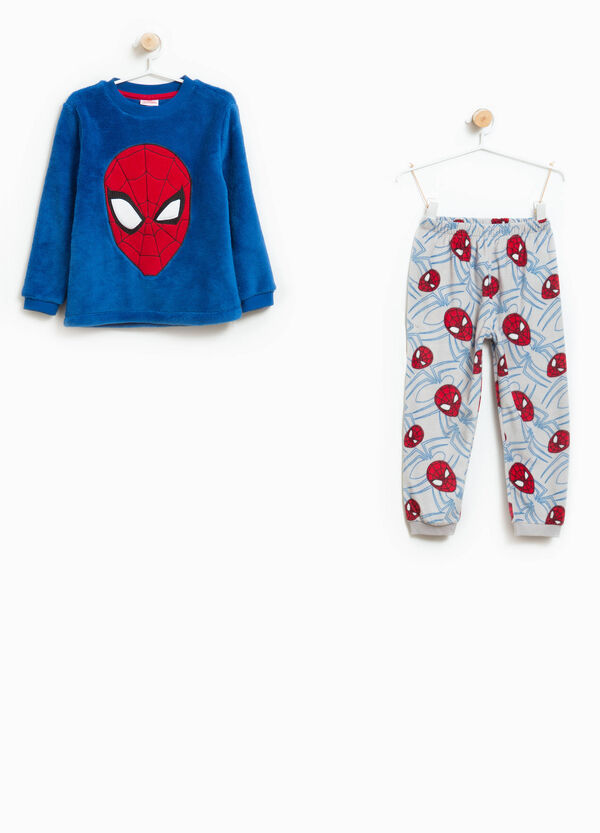 Pyjamas with Spiderman patch and pattern | OVS