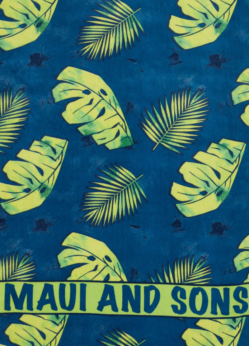 Beach towel by Maui and Sons image number null