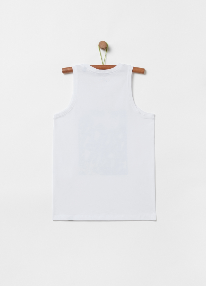 Tank top with Maui and Sons print image number null