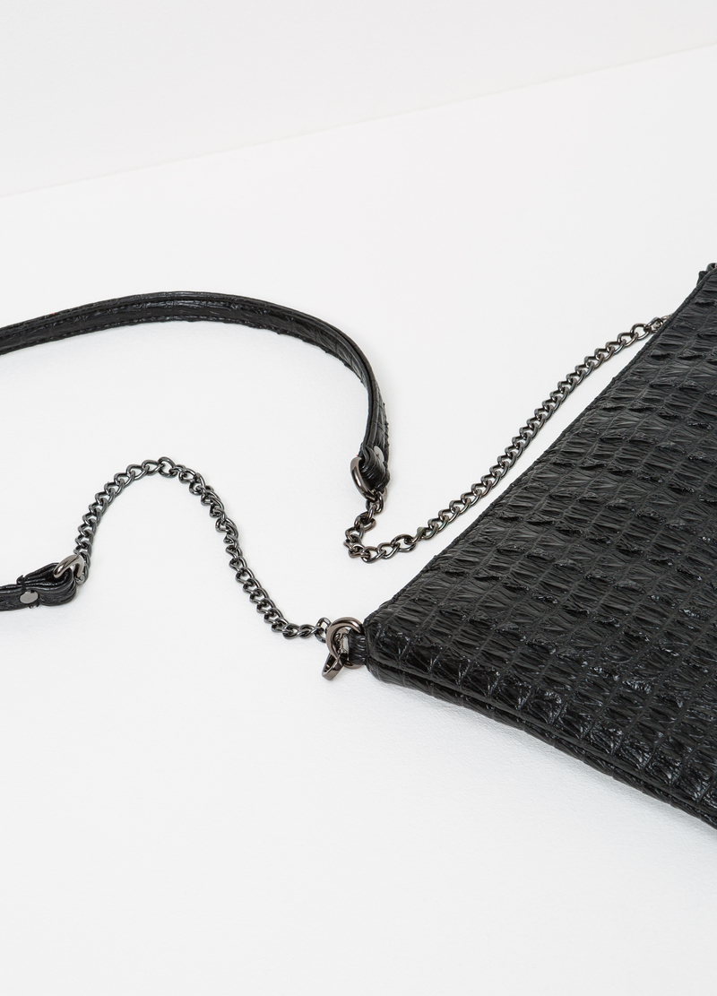 Python-effect clutch bag image number null