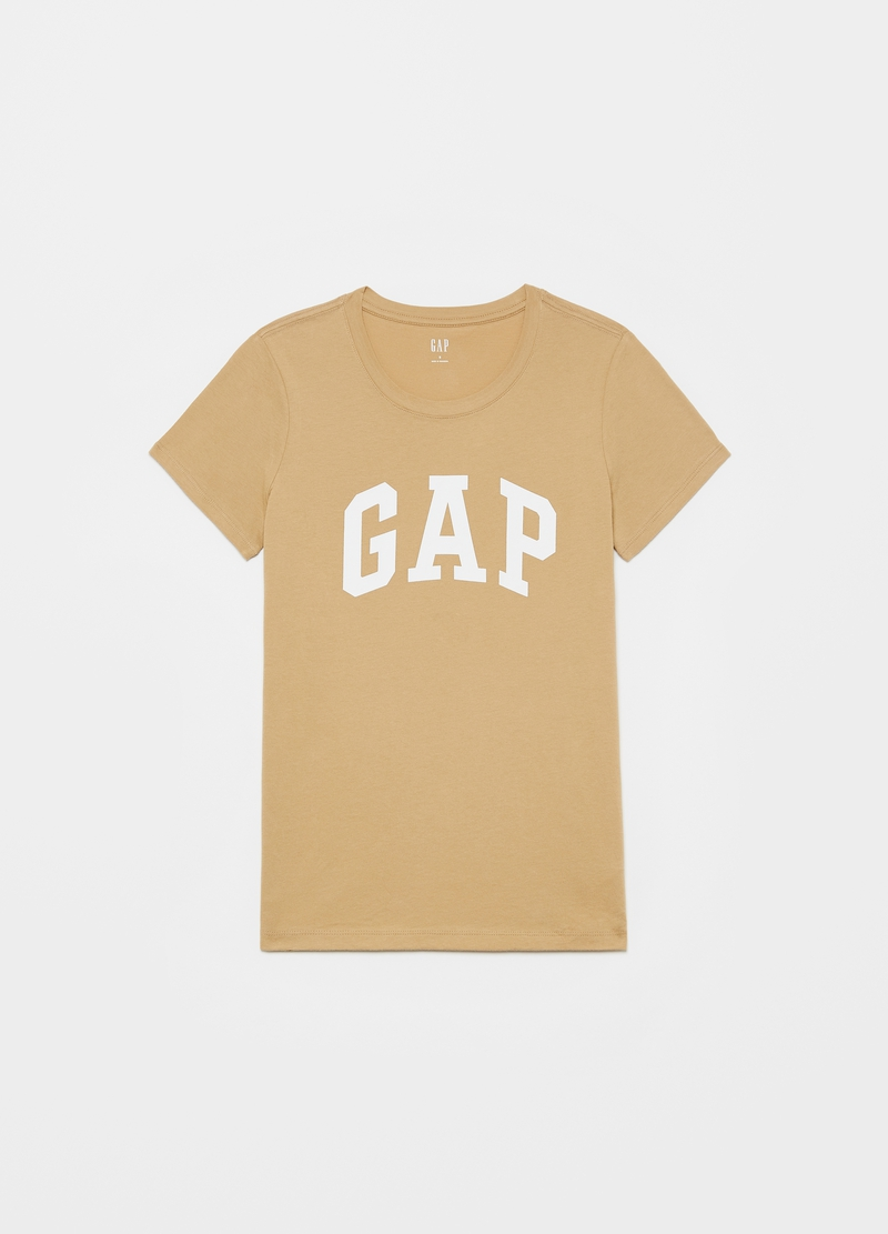 GAP two-pack T-shirts in cotton with logo print image number null