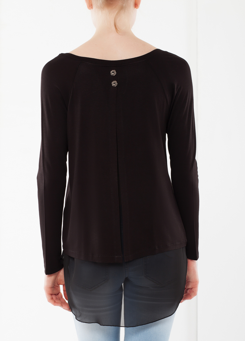 Long sleeve top image number null