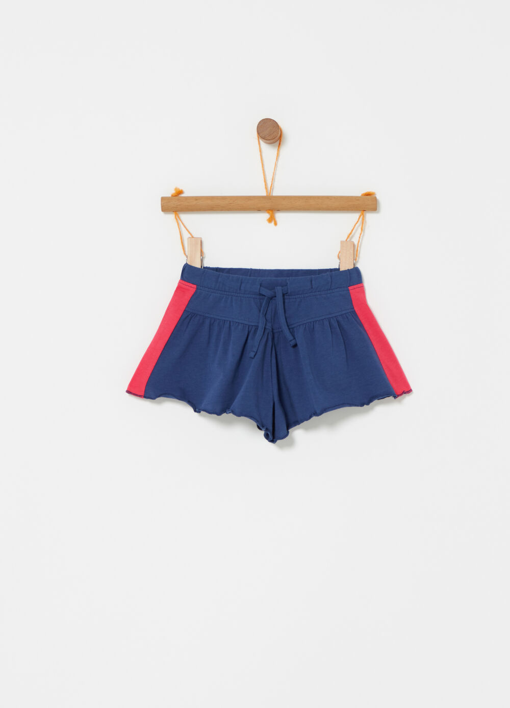 BCI culottes with contrast bands