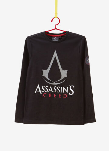 T-shirt puro cotone Assassin's Creed