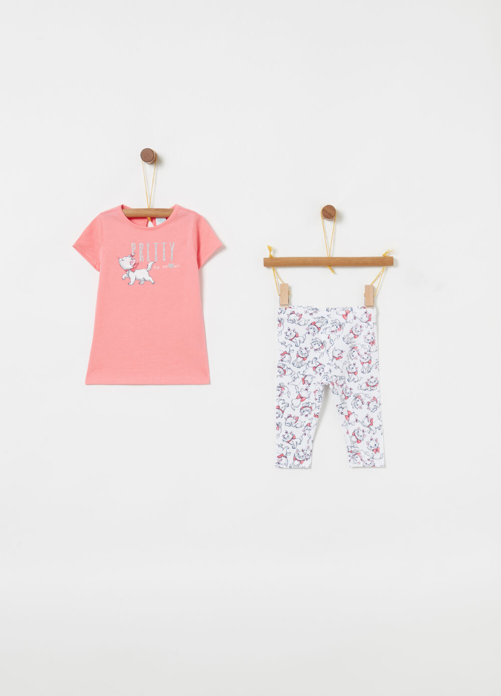 Jogging set biocotton Disney Baby