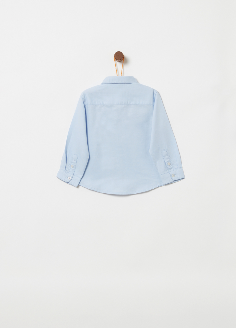 100% cotton shirt with pocket image number null