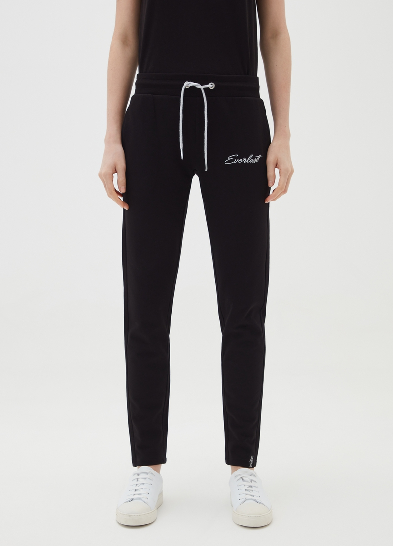 Everlast joggers in 100% cotton image number null