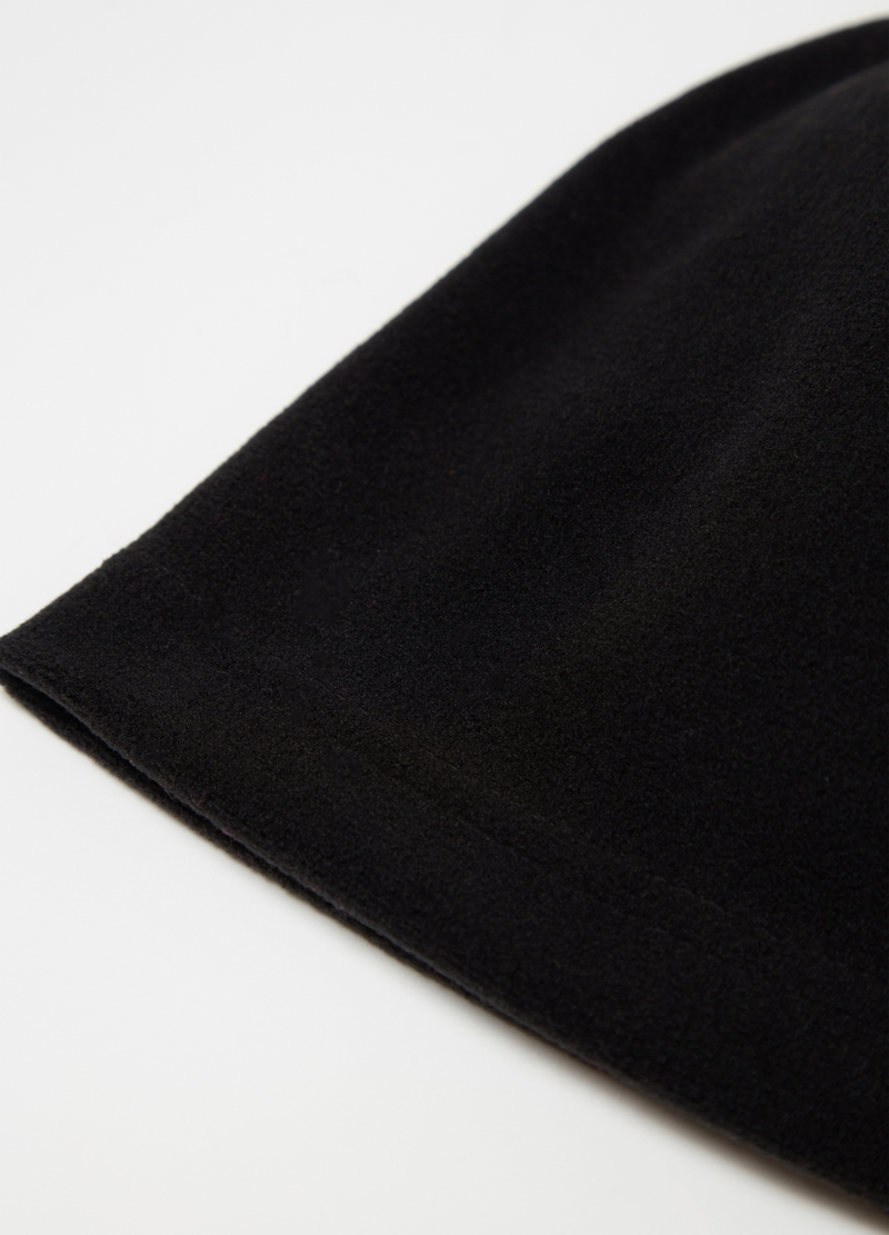 Solid colour fleece hat image number null