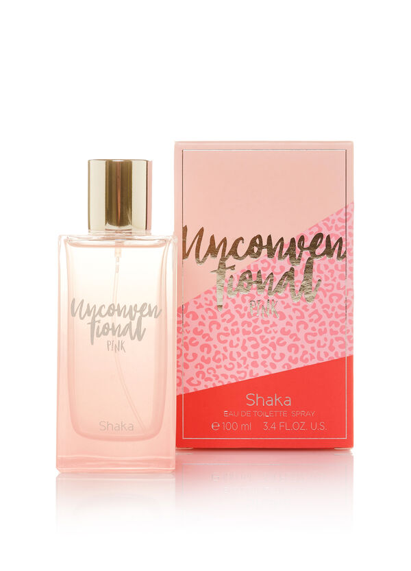 Unconventional Pink perfume