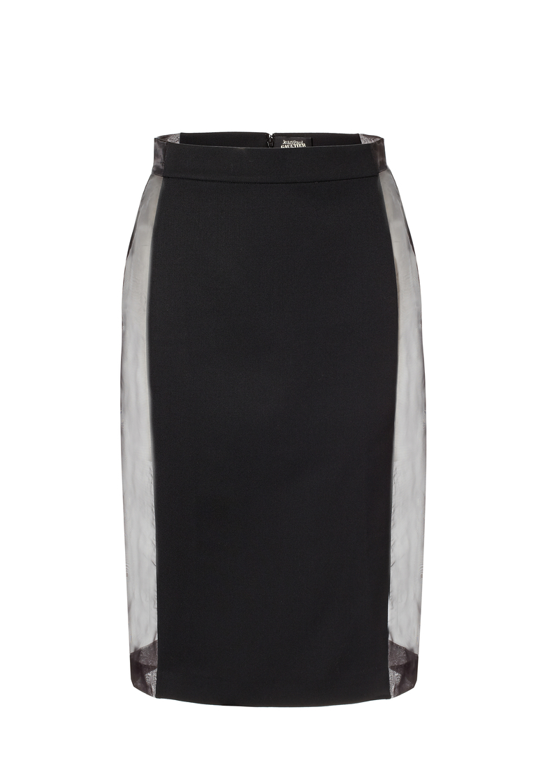 Tricotine skirt, Jean Paul Gaultier for OVS image number null