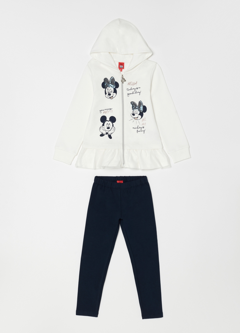 Jogging set Disney Minnie e Topolino image number null