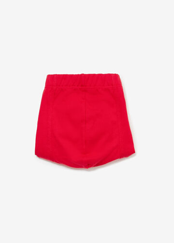 Cotton boxers with Christmas print