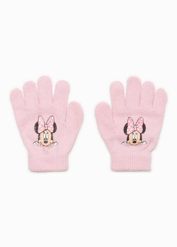 Minnie Mouse print gloves | OVS