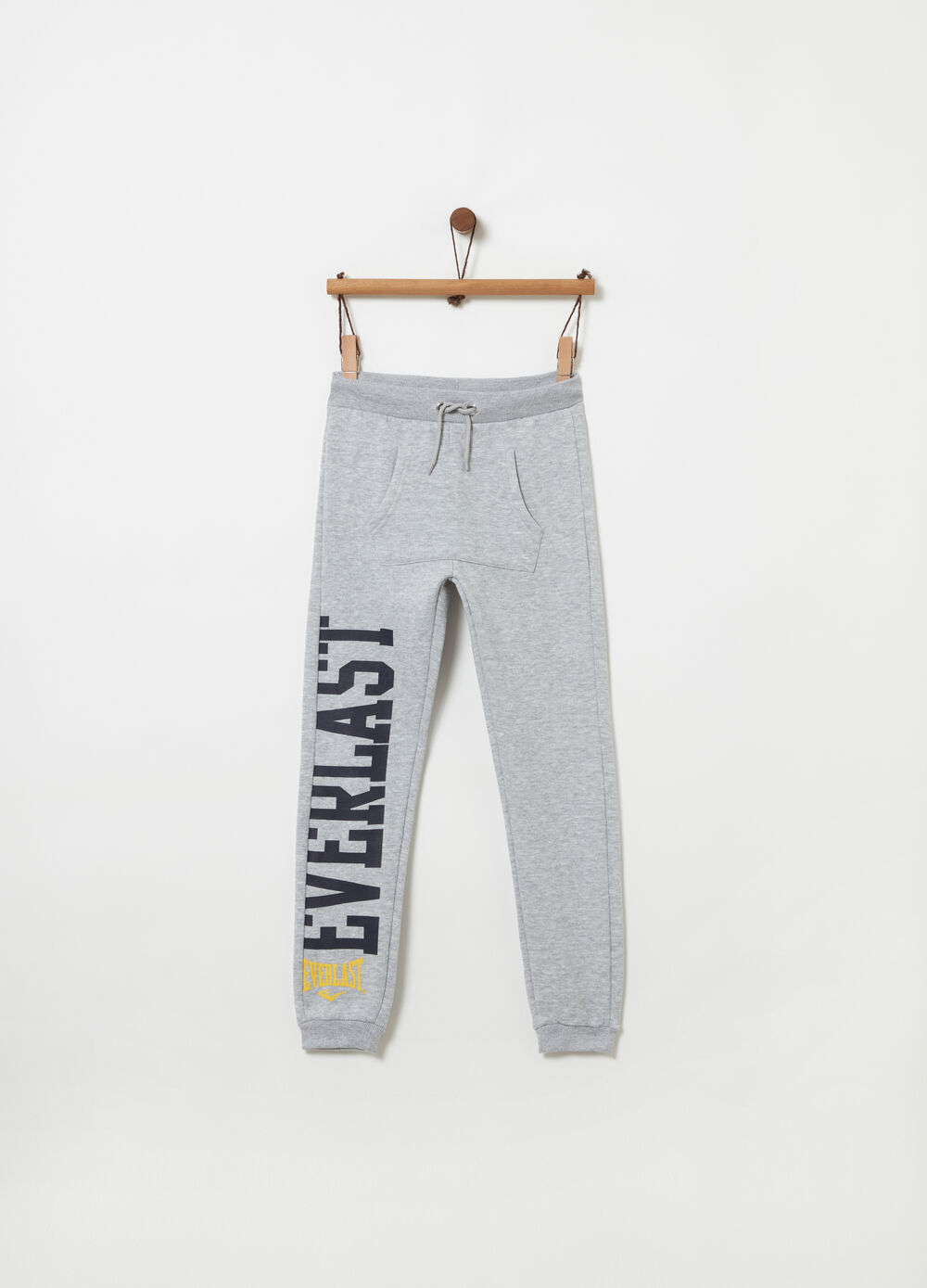 Everlast trousers in fleece winter fabric