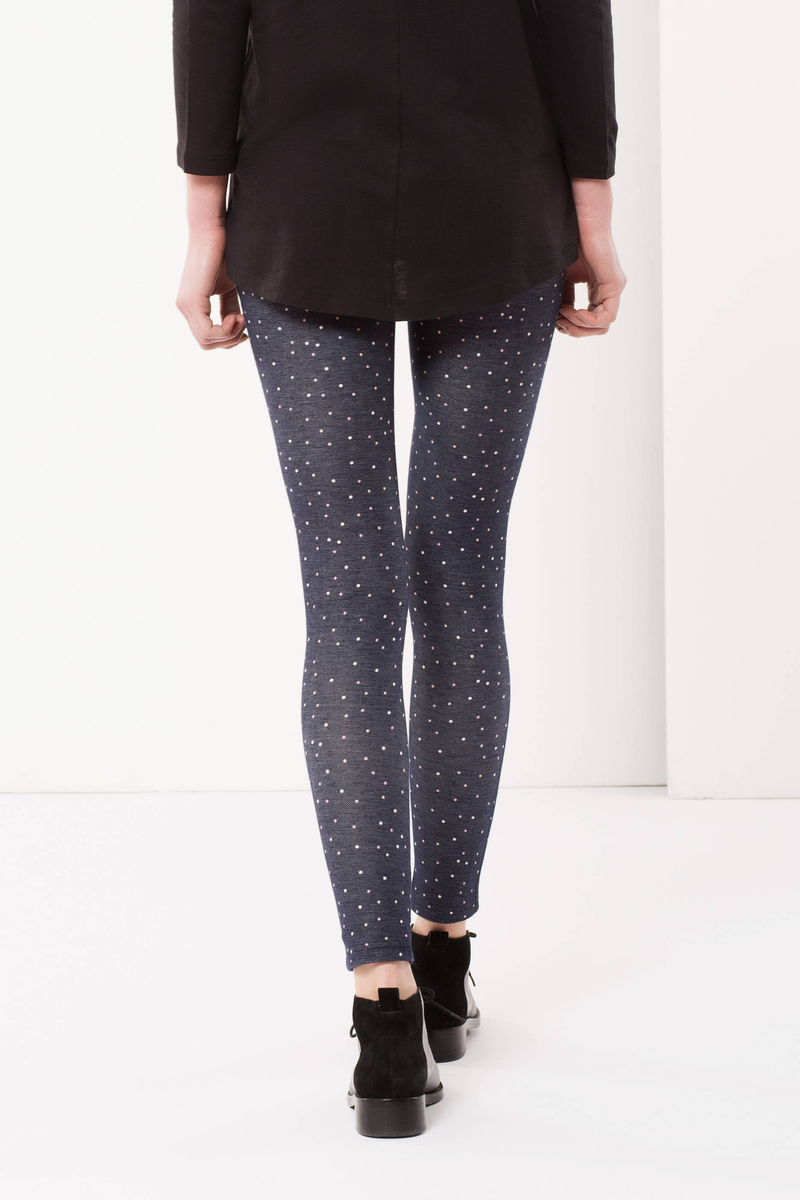 Patterned leggings image number null