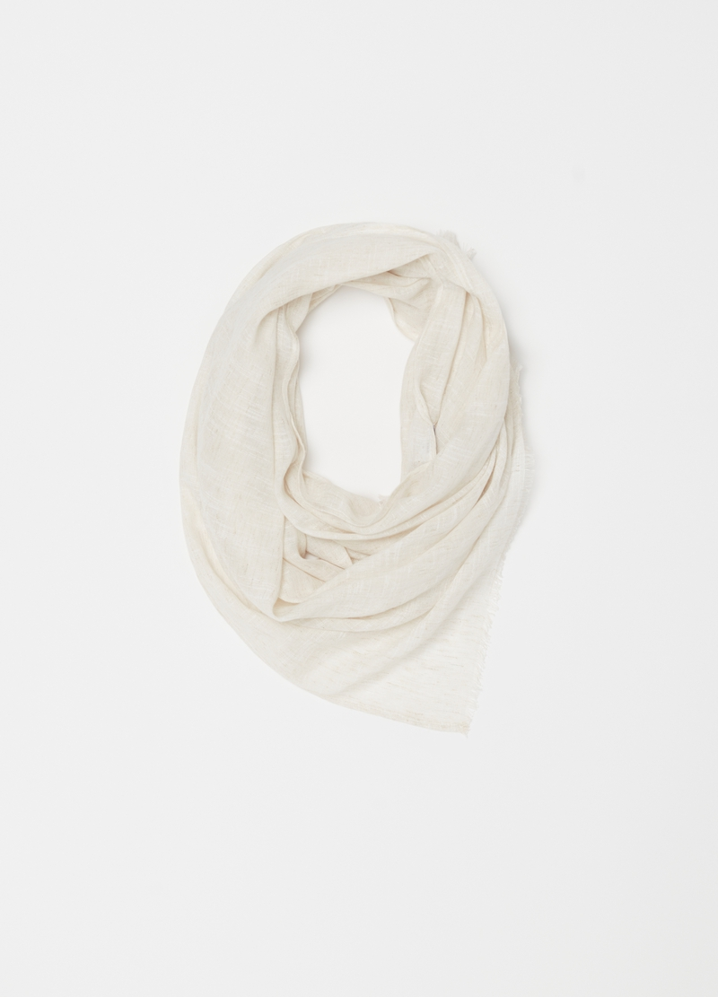 Viscose and linen pashmina image number null