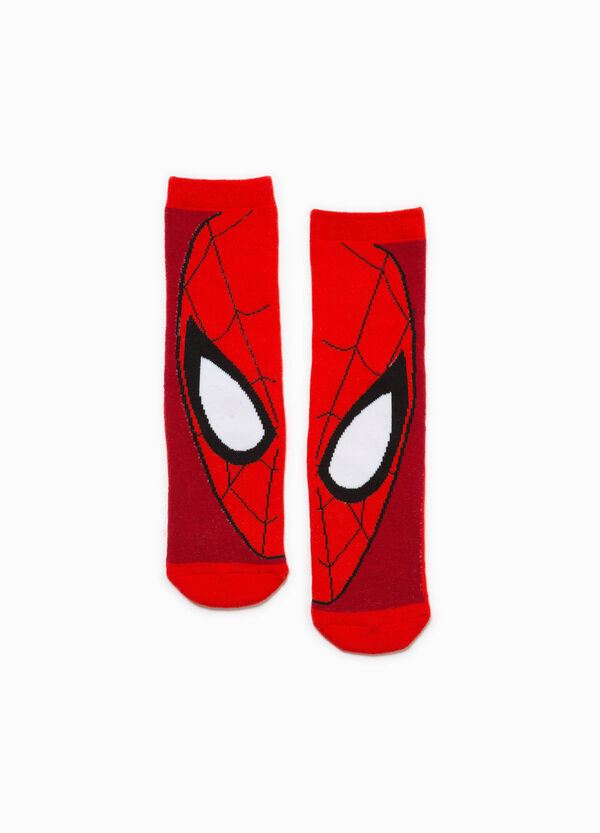 Stretch Spiderman slipper socks | OVS
